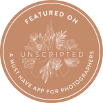 unscripted featured sticker